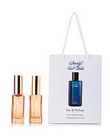 2 по 20 мл парфюм в подарочной упаковке Davidoff Cool Water Man