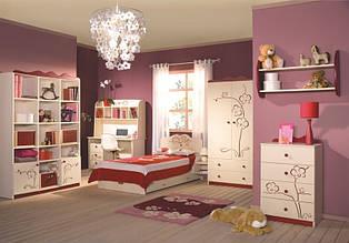 """Комплект мебели для девочки """"Орхидея"""""""