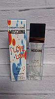 Moschino Cheap and Chic I Love Love (Москино Чип энд Чик Ай Лав Лав) 40 мл.