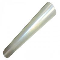 Рулонный прозрачный армированный шифер Волнопласт 2x10 м, плоский