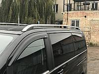 Mercedes Vito / V W447 2014+ гг. Рейлинги Skyport (серые) Средняя база (Long)