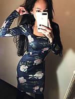 """Платье женское  """"Розы"""" , фото 1"""
