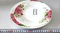 Меламиновая тарелка для первых блюд # 2138