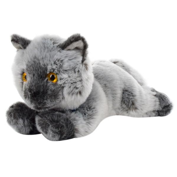 Мягкая игрушка SC0950 (12шт) британская кошка, 30см