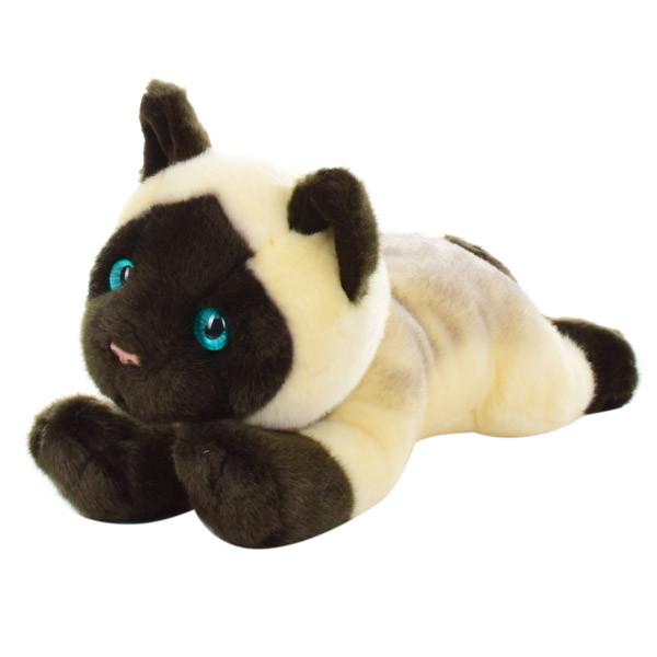 Мягкая игрушка SC0951 (12шт) сиамская кошка, 30см