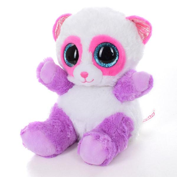 Мягкая игрушка SF0957 (24шт) розовая панда, 15см