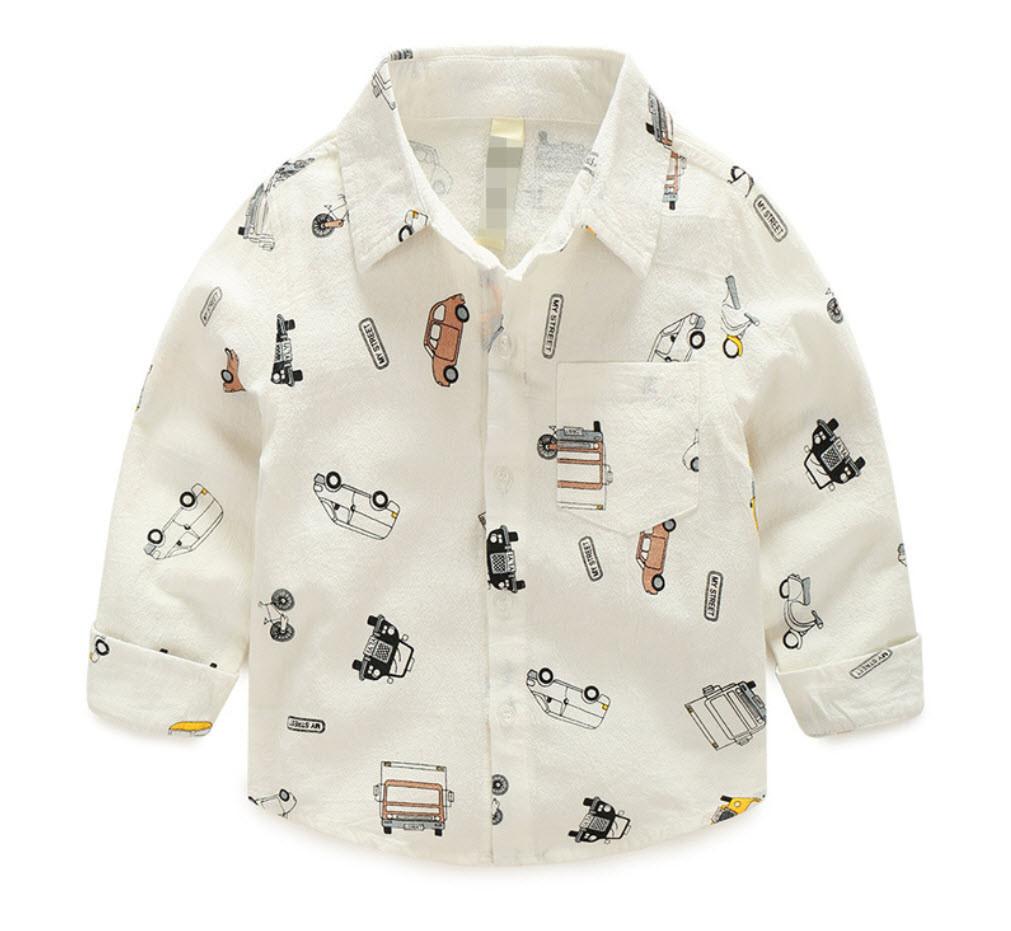 Рубашка Стрит 90,140