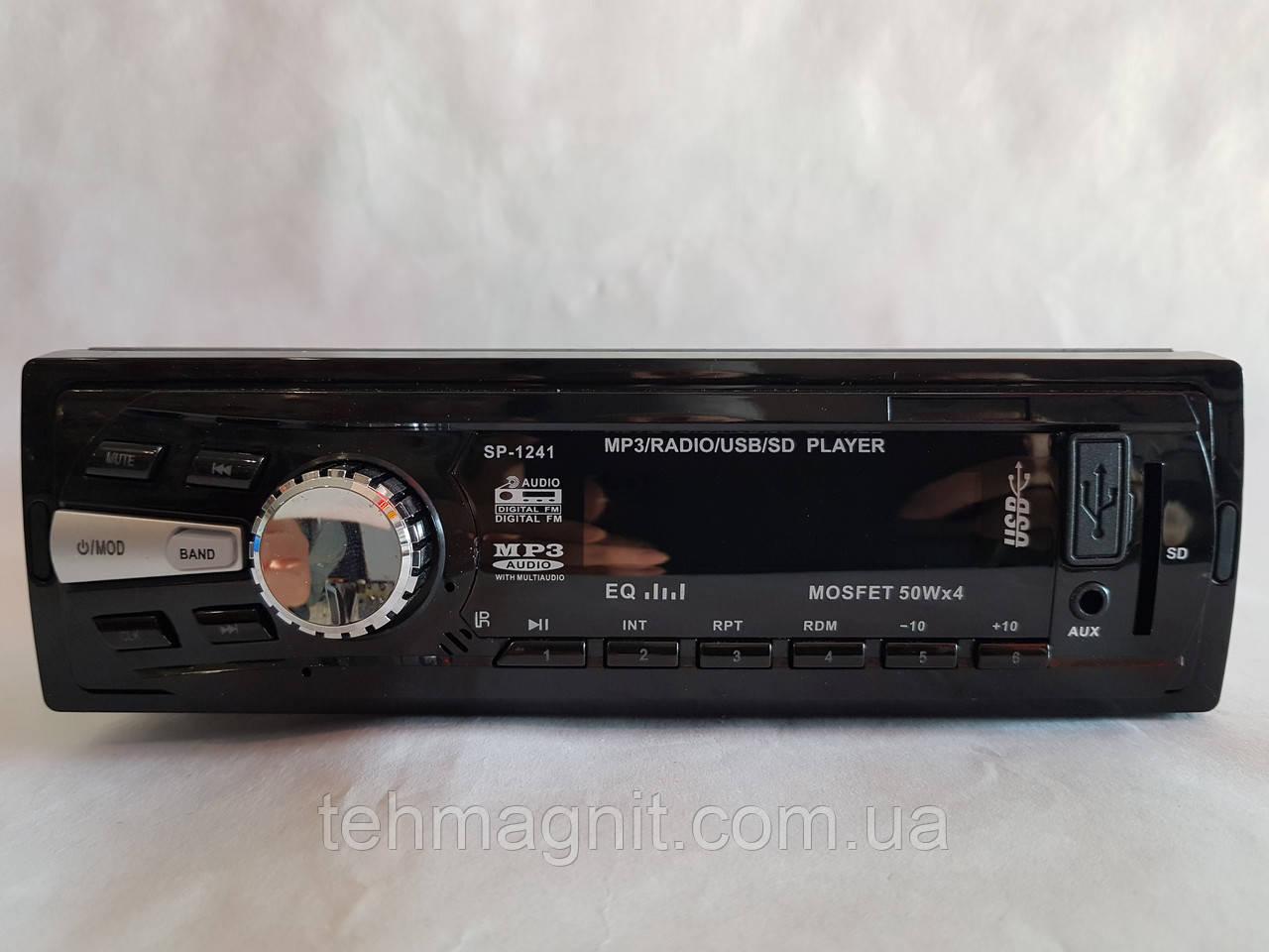 Автомагнітола Pioneer SP-1241 USB SD