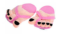Тапочки супер ноги женские, 4 цвета