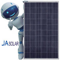 JA Solar JAP6 60 265W 4BB поликристаллические солнечные панели (фотомодули, батареи)
