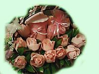 """Букет из конфет""""В розовом"""""""