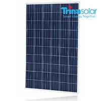 Trina Solar TSM 265 W 4 BB поликристалические cолнечные панели (фотоэлектрические модули, батареи)