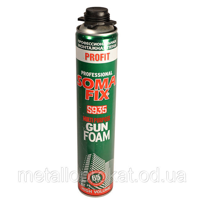 Пена SOMA FIX(S935) 65  850мл. под пистолет