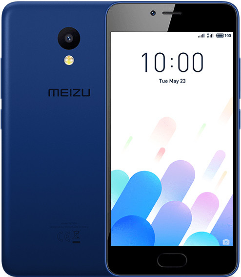 Смартфон Meizu M5c 32Gb Blue