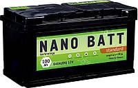Аккумулятор NANO BATT  Standart - 100 +левый (840 пуск)