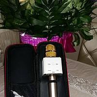 Микрофон-блютуз Q-7.Караоке.