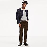 Вельветовые брюки Levis 514 - Brown
