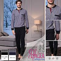 Пижама мужская хлопок. Домашняя одежда для мужчин Cotonella™