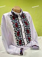 Мужская вышиванка ЧС 0912,вышиванка,купить вышиванку,мужчкая рубашка,купить рубашку