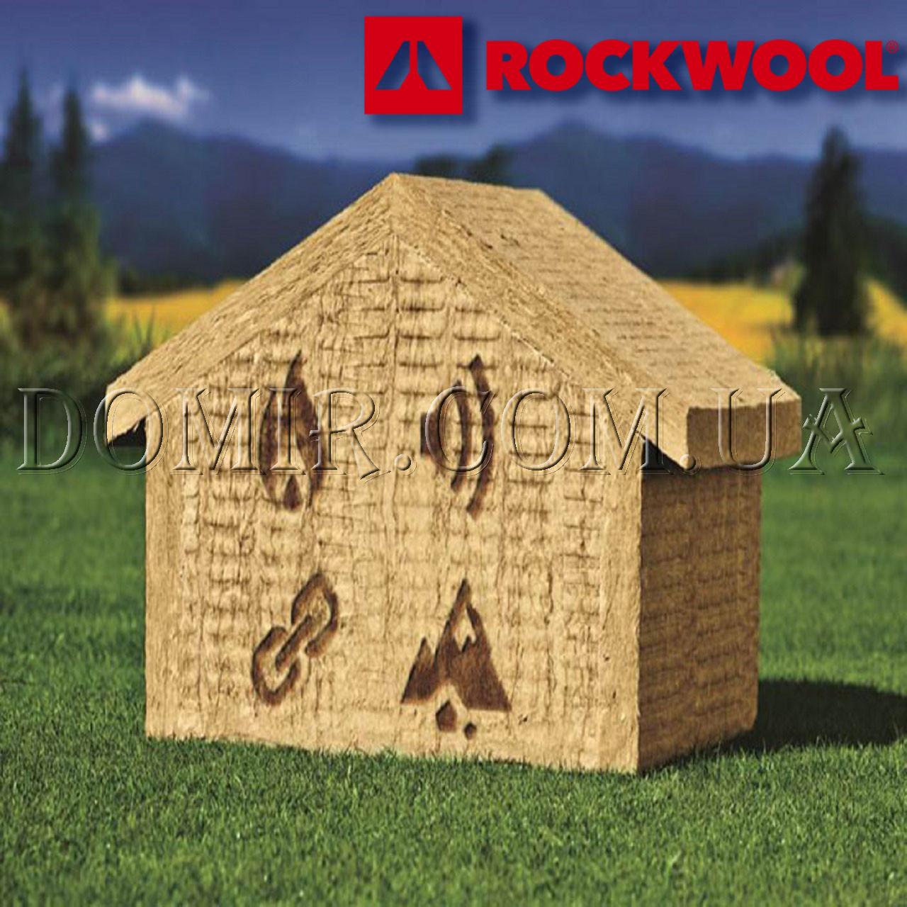 Минеральная вата Rockwool