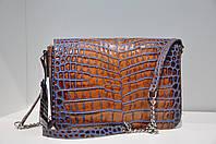 Женская кожаная модная сумка 0016-694