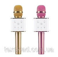Караоке-микрофон Q7 (USB/Bluetooth)