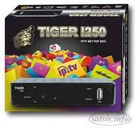 IPTV приставка Tiger i250 Sunplus 1506A 2Gb