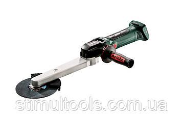 Аккумуляторный шлифователь сварных швов Metabo KNS 18 LTX 150 INOX, Каркас