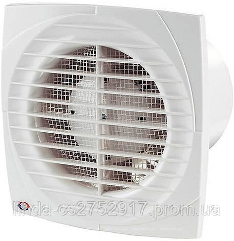 Вентилятор осевой Вентс 125 Д Л, вентилятор на шариковом подшипнике, вентилятор бытовой., фото 2