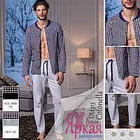 Пижама мужская хлопок. Домашняя одежда для мужчин Cotonella™ серый  (atracite) 6f869e3aa56c7