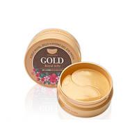 Гидрогелевые патчи для глаз с золотом KOELF Gold & Royal Jelly Eye Patch (60 шт)