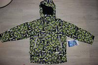 Куртка для мальчика Mack р110 салатовый