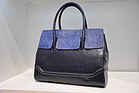 Кожаная женская сумка Versache 0022-1134