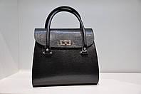 Брендовая кожаная женская сумка 0024-1095