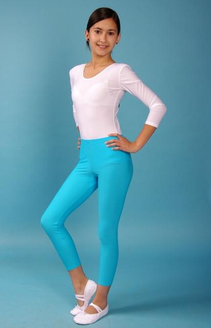 Детские лосины для гимнастики и танцев (хлопок) - Интернет-магазин женской одежды в Харькове