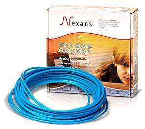Обогрев кровли и водосточных труб нагревательный одножильный кабель Nexans TXLP/1 - 28 ВТ/М 380 ВТ.