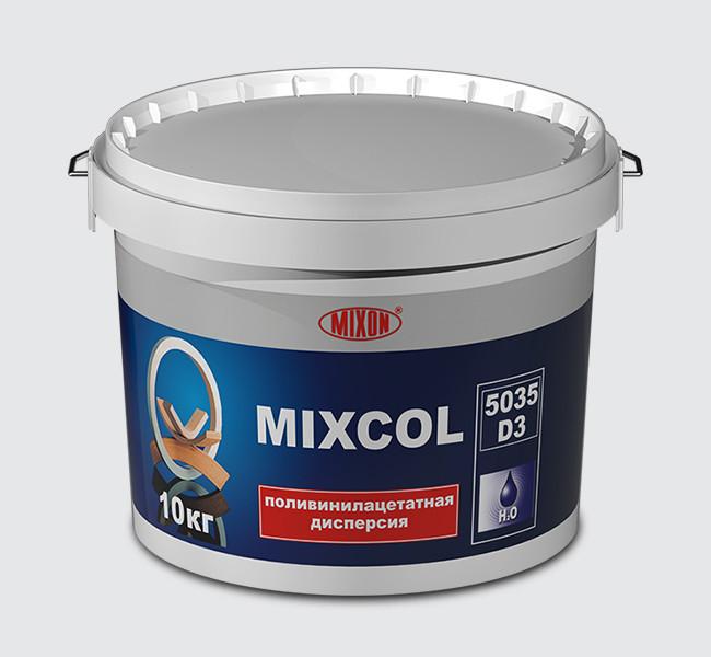 2К Клей для дерева D4 Mixcol 5040 10кг + 0.5кг отвердитель