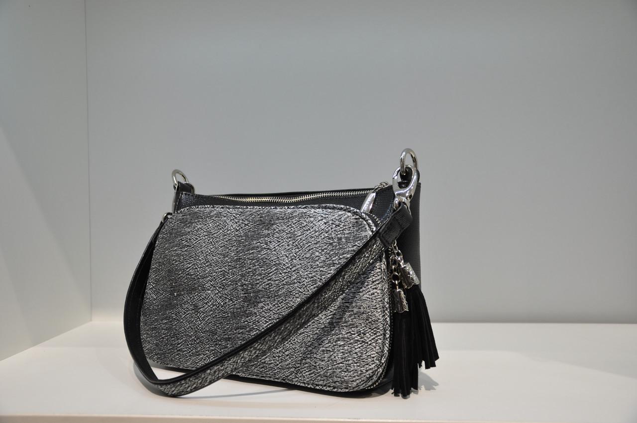 Элегантная сумка из натуральной кожи 1050