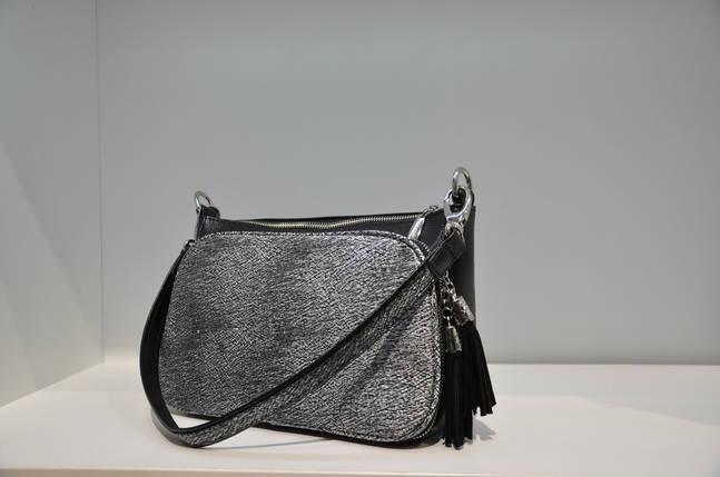 Элегантная сумка из натуральной кожи 1050, фото 2