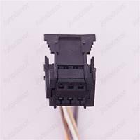 Разъем электрический 6-и контактный (17-14) б/у