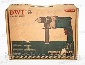 Дрель DWT SBM - 810 , фото 2