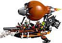 Конструктор Bela Ninja 10448 Пиратский Дирижабль 294 детали, фото 2