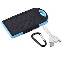 УМБ солнечное зарядное устройство Power Bank 21800 mAh