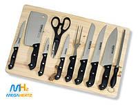 Набор ножей с разделочной доской из дерева Eifa 912115 11 pcs