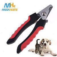 Кусачки для стрижки когтей кошек и собак ножницы