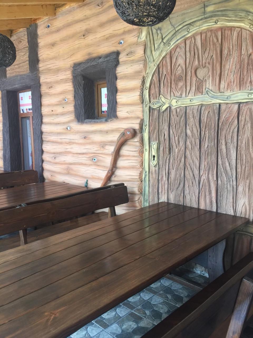 Деревянная мебель для беседок и мангалов в Херсоне от производителя