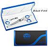 Парикмахерские филировочные ножницы KIEPE Blue Fire 221/6, фото 2