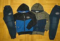 Трикотажный костюм 2 в 1 для мальчика оптом, Grace, 98-128 см, № B80004, фото 1