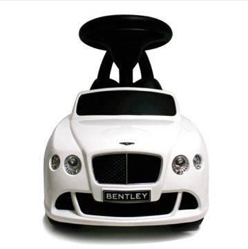 Толокар-каталка Бентли Bentley (белый), фото 2