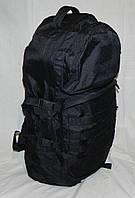 Армейский рюкзак 60 литров черный, фото 1